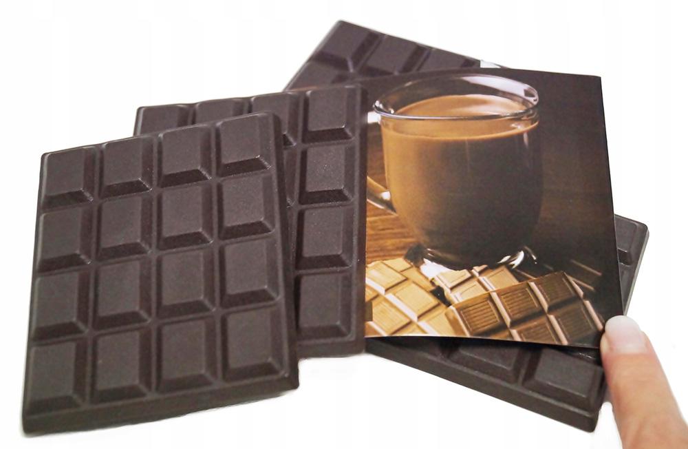 Подставка в виде шоколада