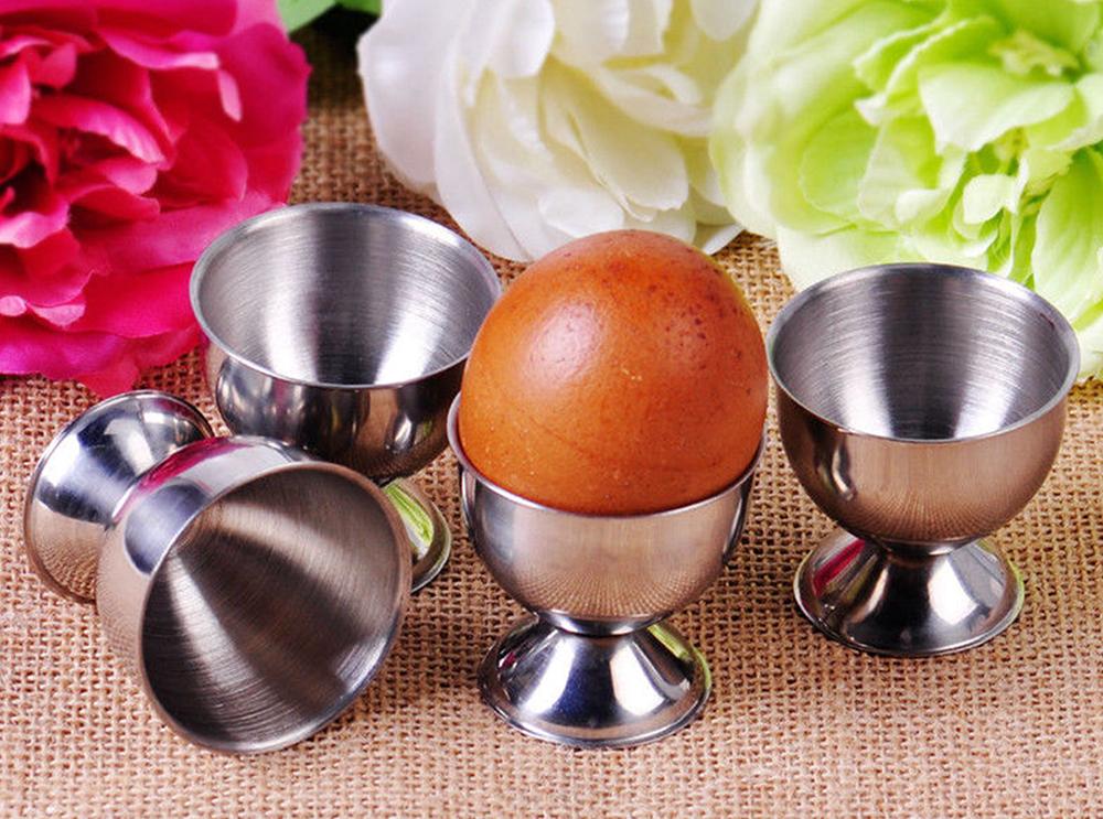 Подставки для яиц из нержавейки