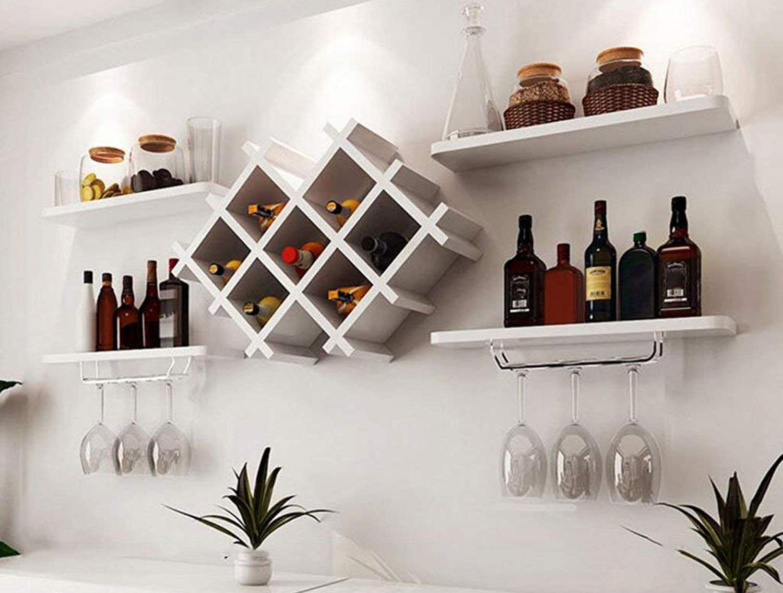 Фото полки на кухне