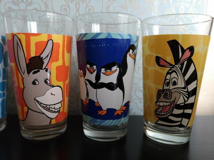 Детские стаканы