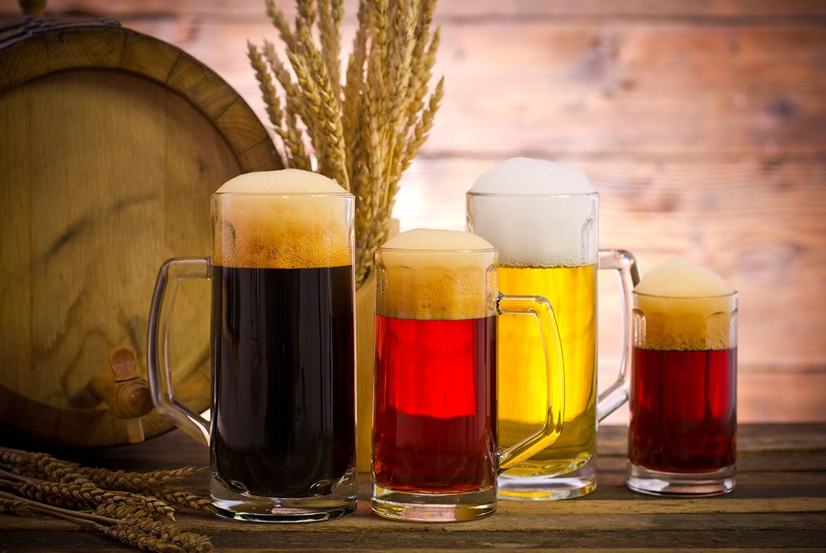 Фото кружек с пивом