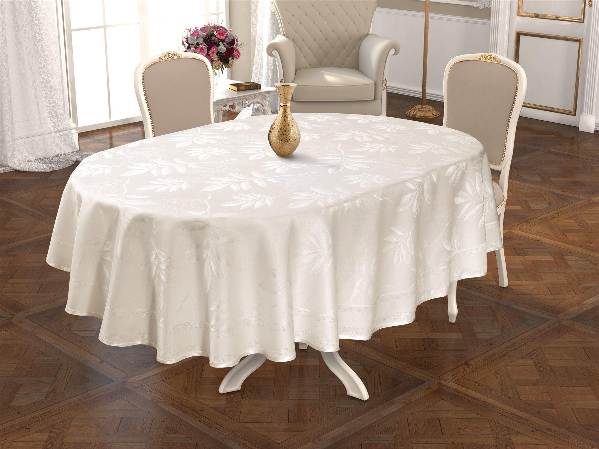 Фото скатерти на столе