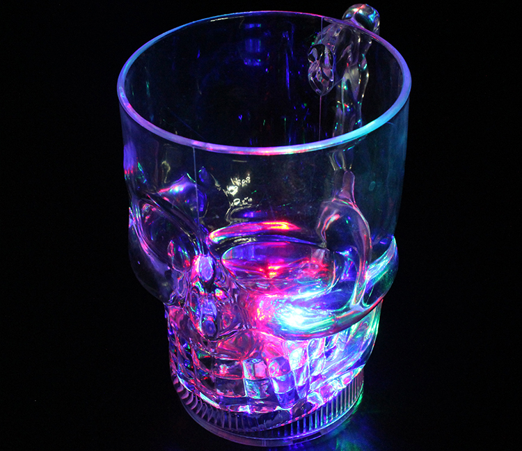 Фото стакан с подстветкой