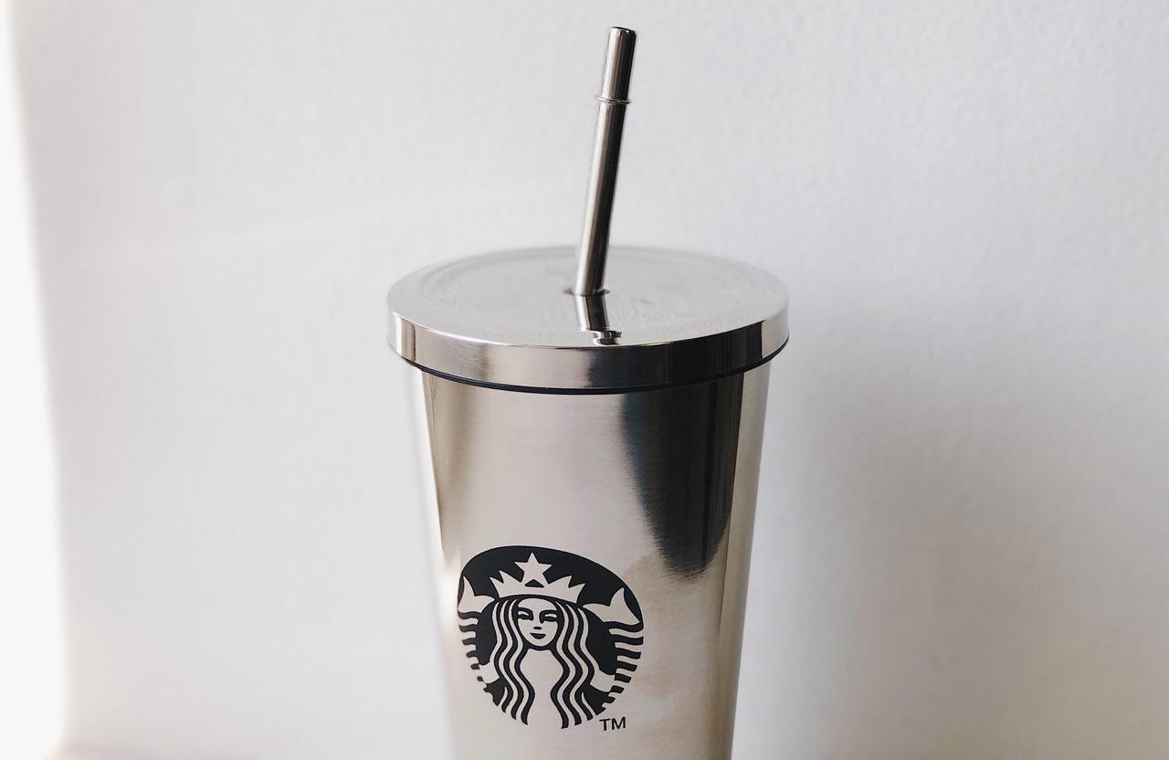 Фото сткана от Starbucks