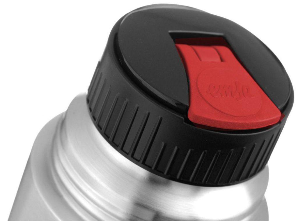 Фото термоса с клапаном