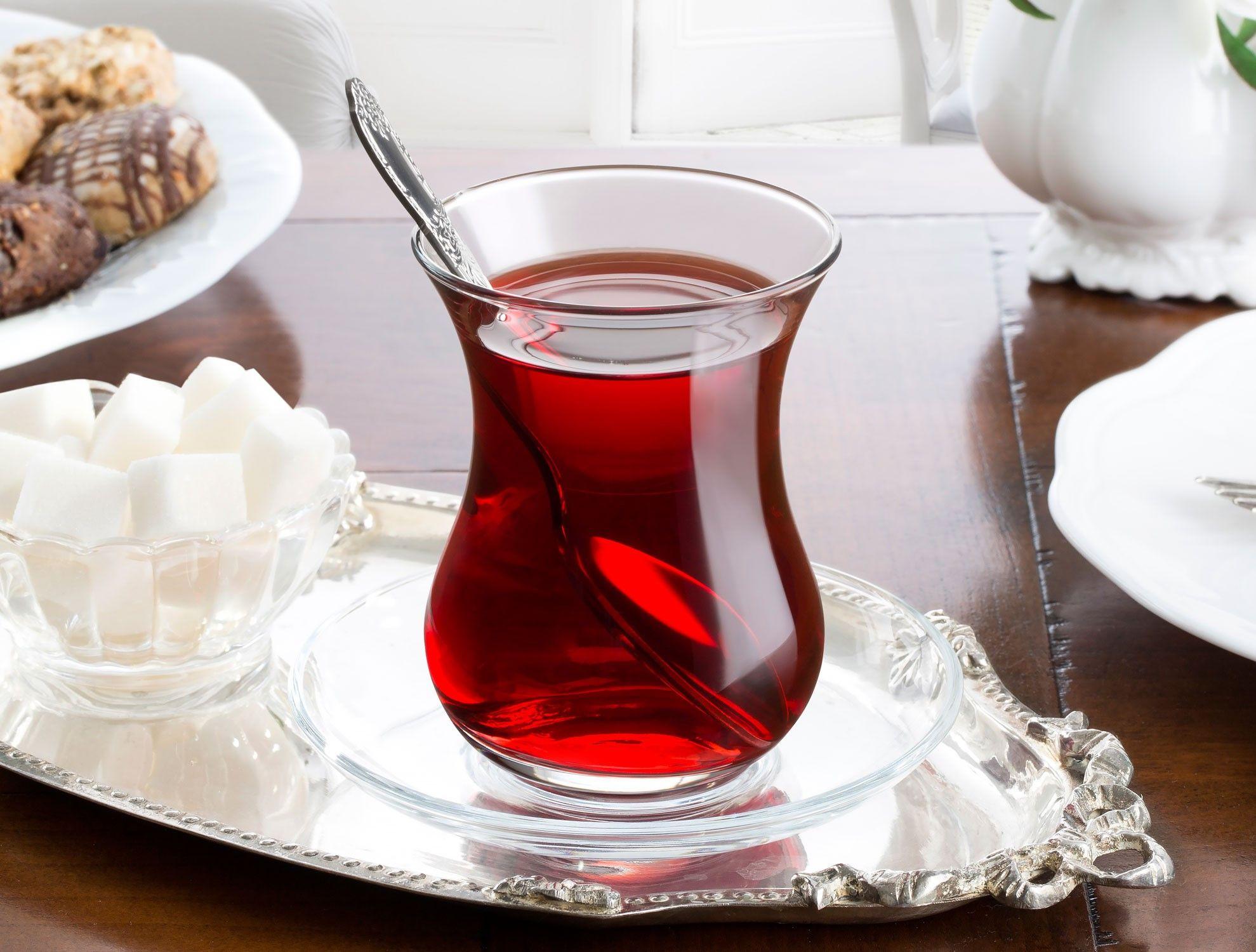Чай в армуде