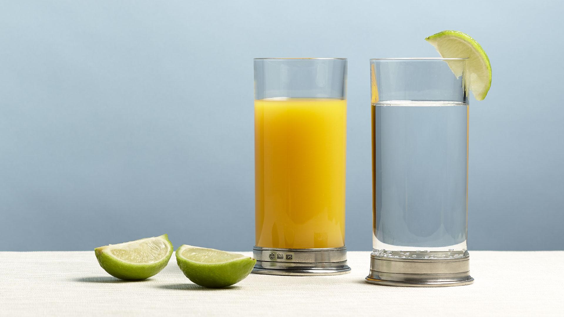 Хайбол стаканы с соком