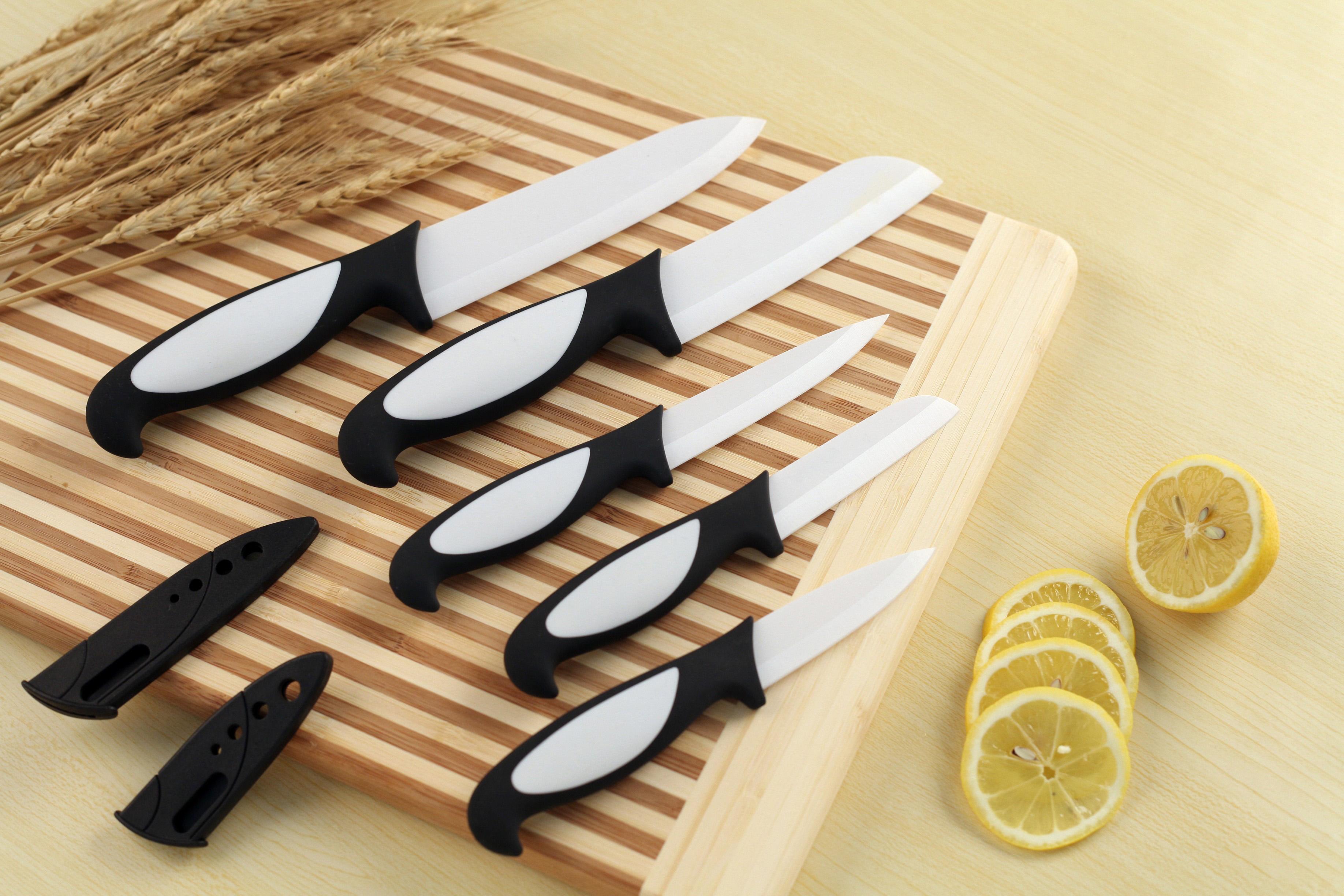 Фото керамических ножей