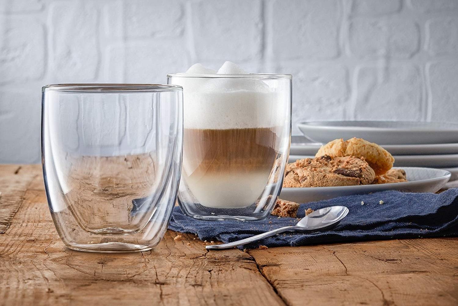 Фото кофе в стакане