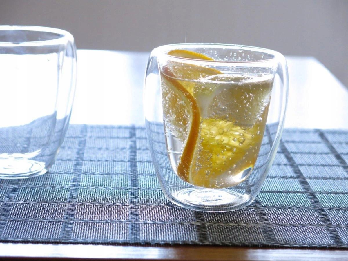 Фото лимонада в стакане
