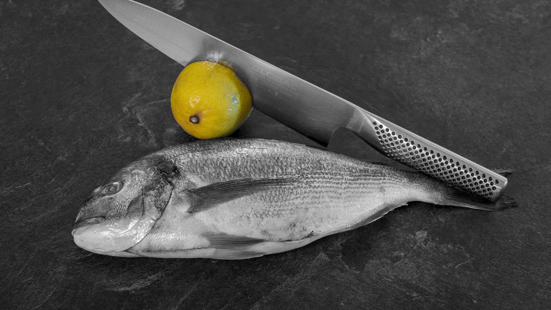 Фото ножа для рыбы