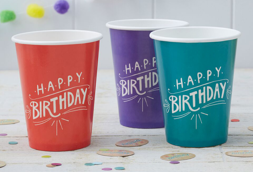 Стаканы Happycup