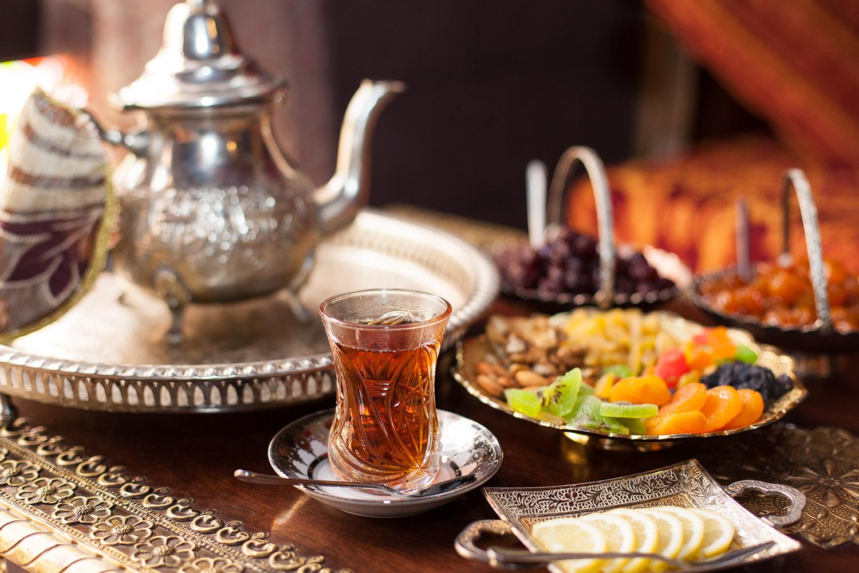 Фото турецкого чаепития
