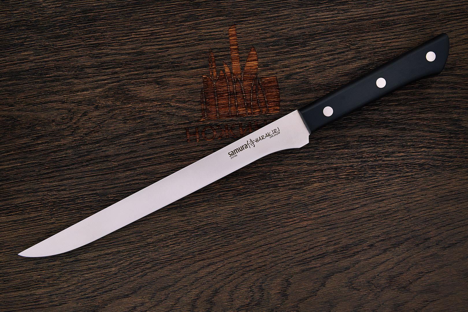 Фото японского филейного ножа